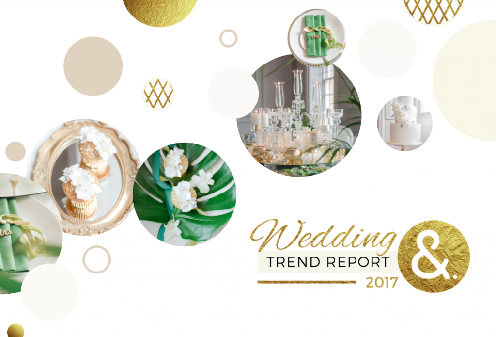 Hot Wedding Trends for 2017