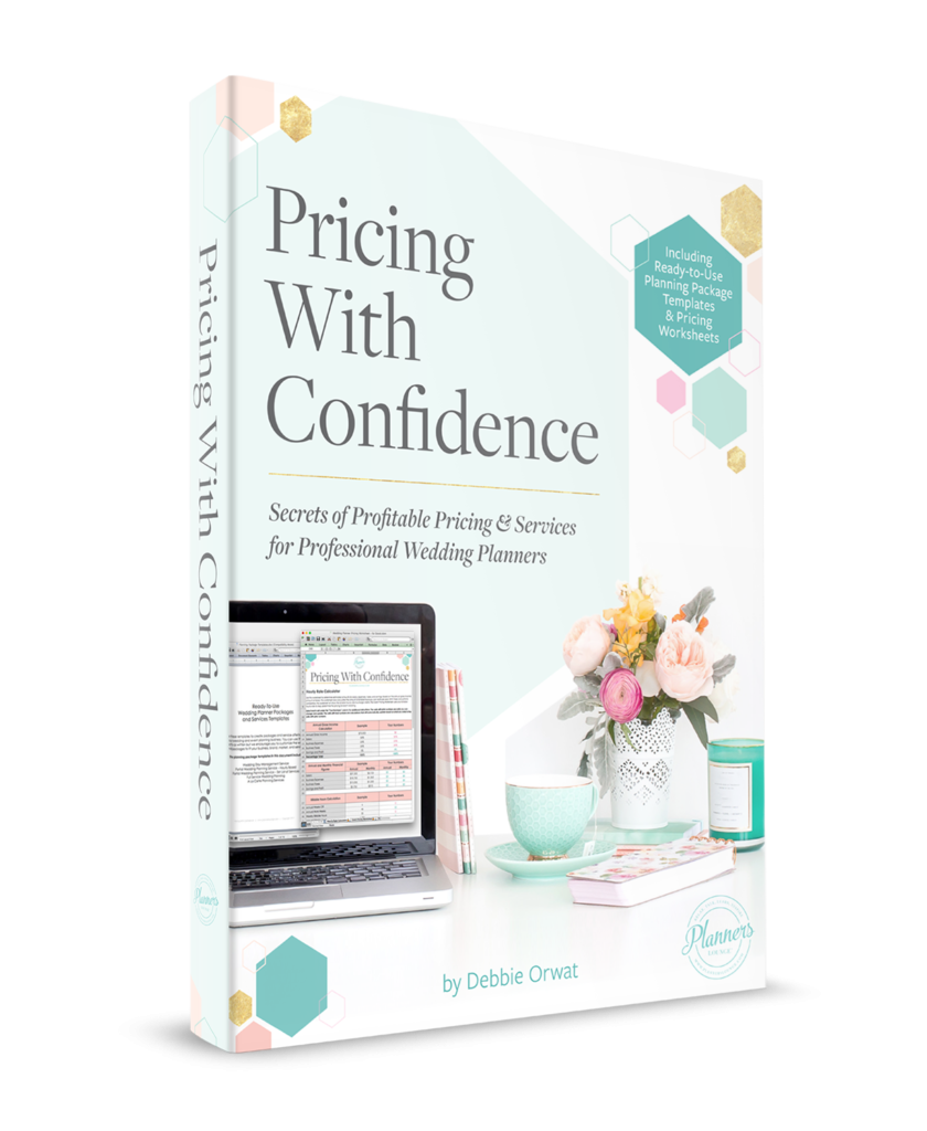 Pricing With Confidence: AReview of the Planner's Lounge New Pricing Guide