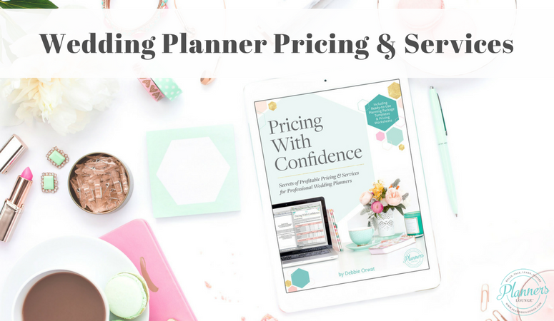 How To Price Your Wedding Planning Services